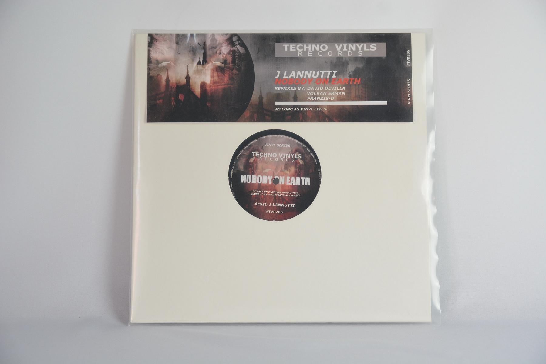 J Lannutti – Nobody On Earth
