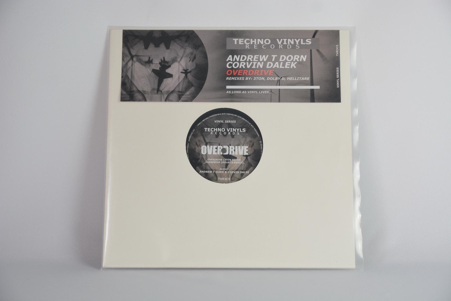 Andrew T Dorn & Corvin Dalek – Overdrive (Remixes)