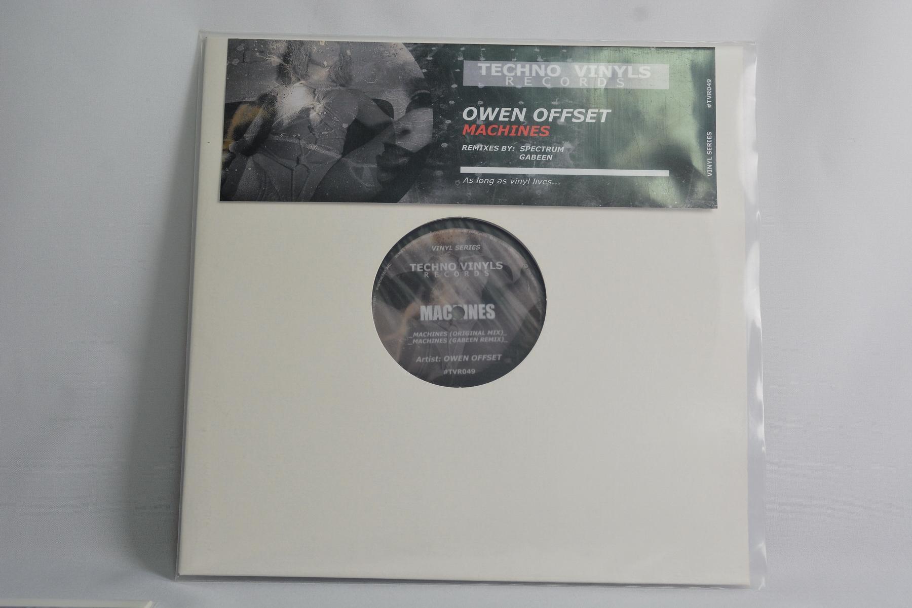 Owen Offset – Machines EP