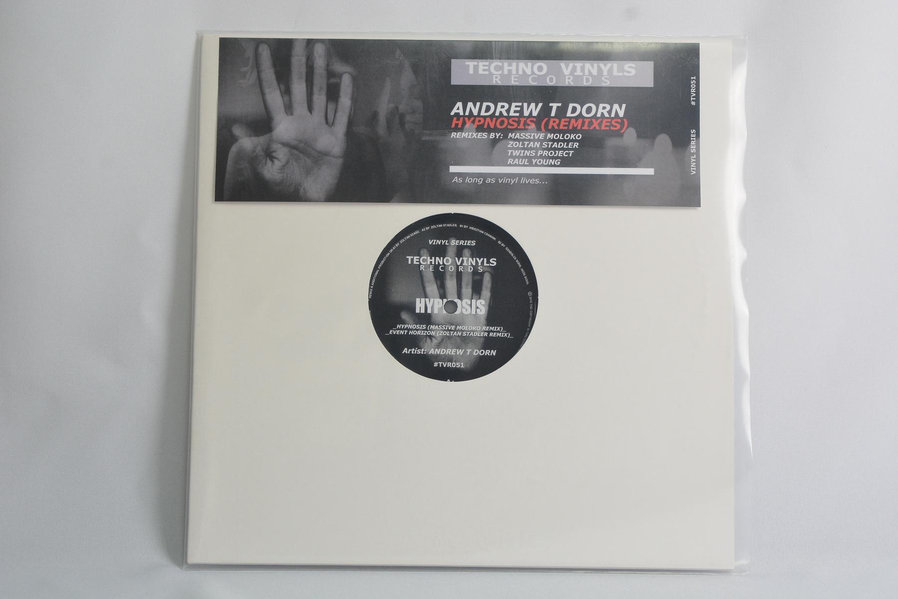 Andrew T Dorn – Hypnosis (Remixes)