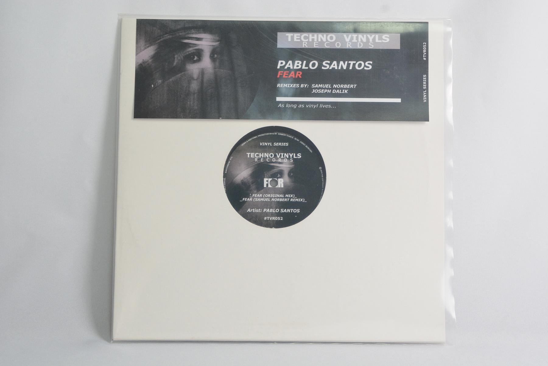 Pablo Santos – Fear