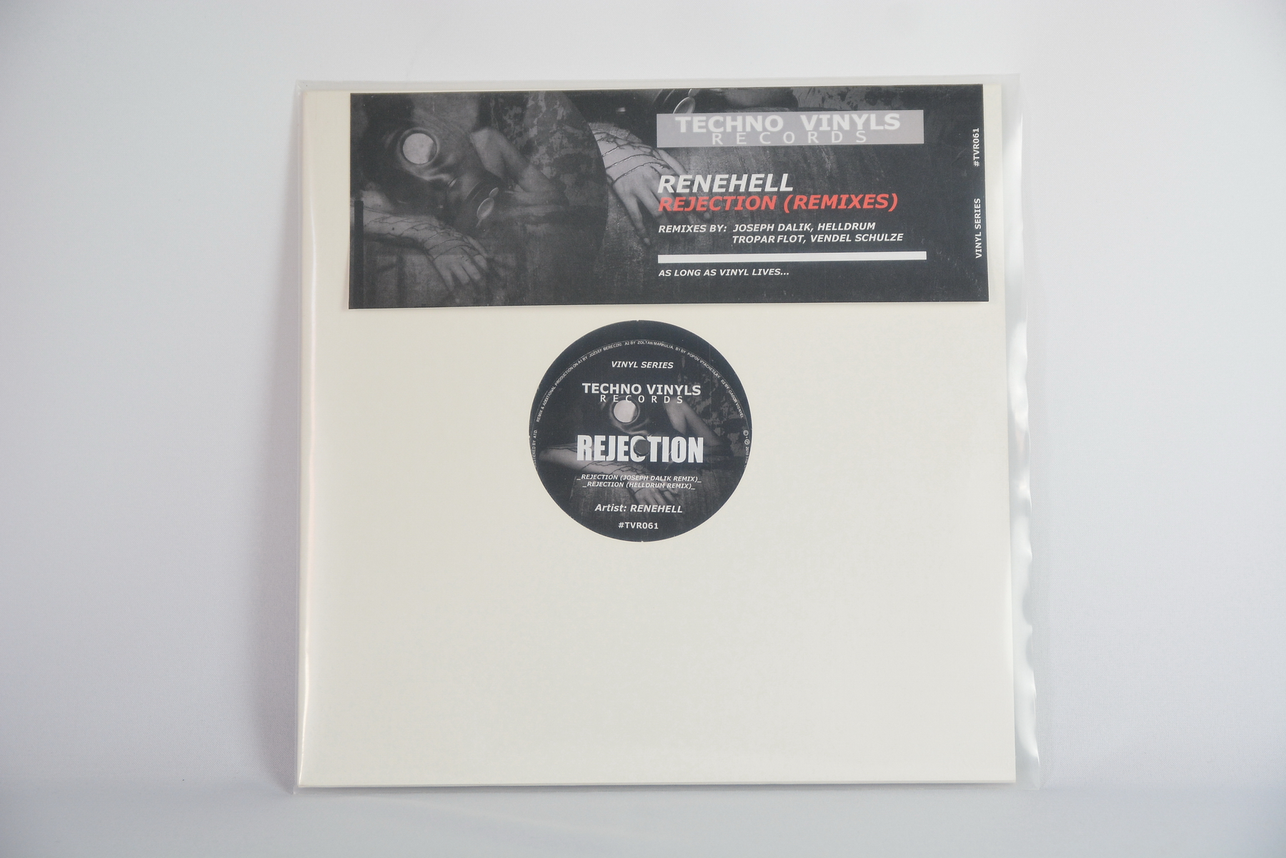Renehell – Rejection (Remixes)