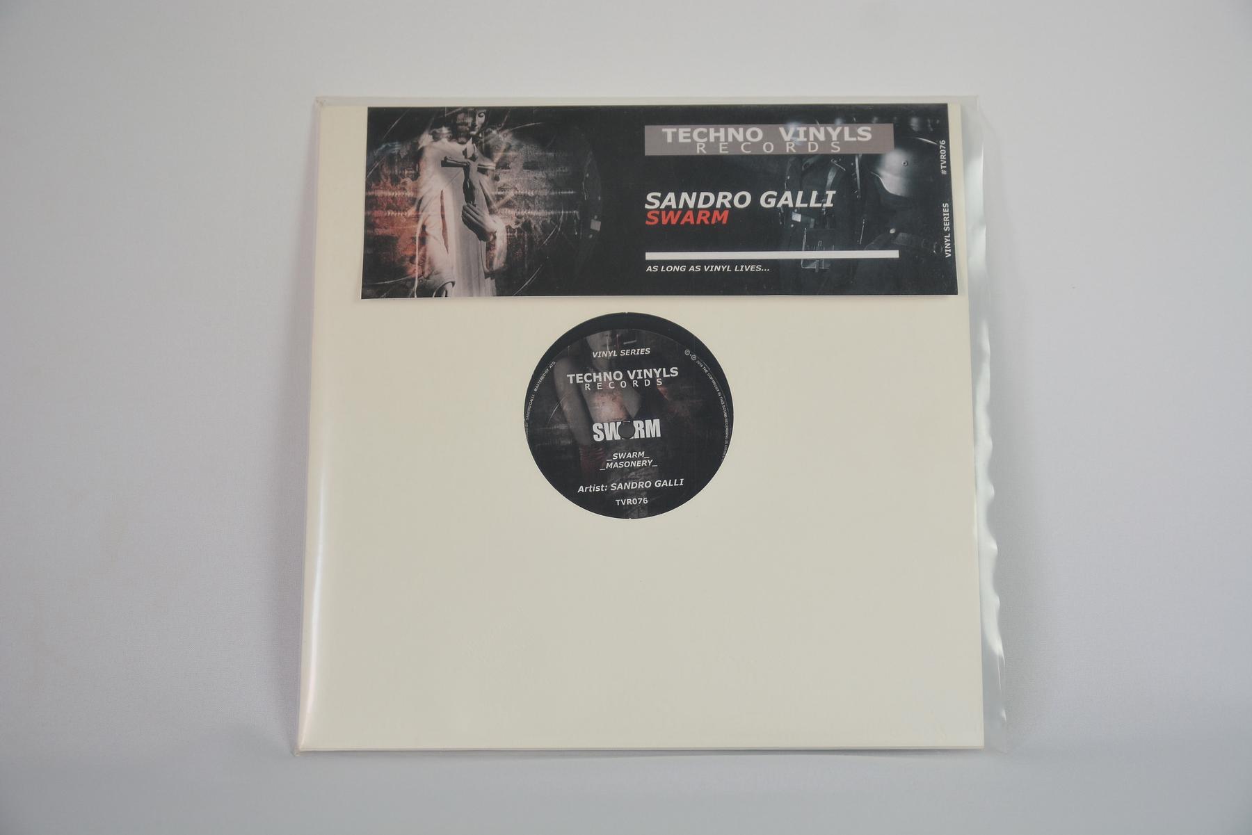 Sandro Galli – Swarm EP