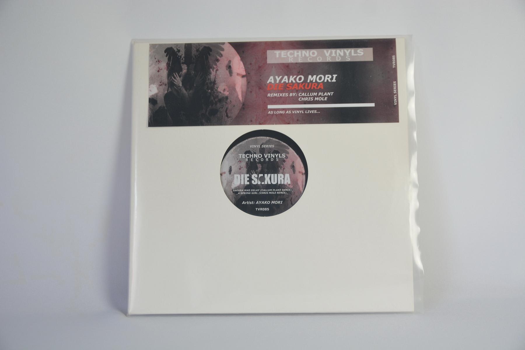 Ayako Mori – Die Sakura EP