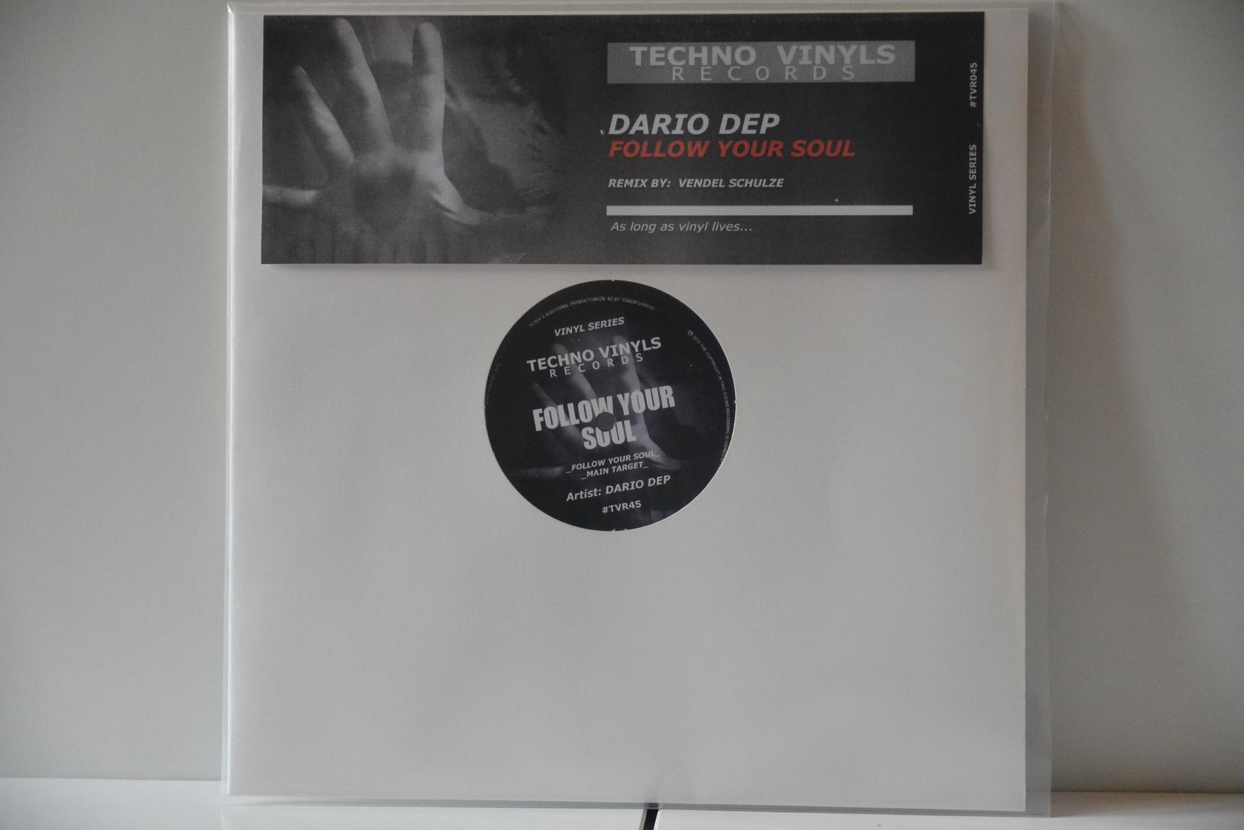 Dario Dep – Follow Your Soul