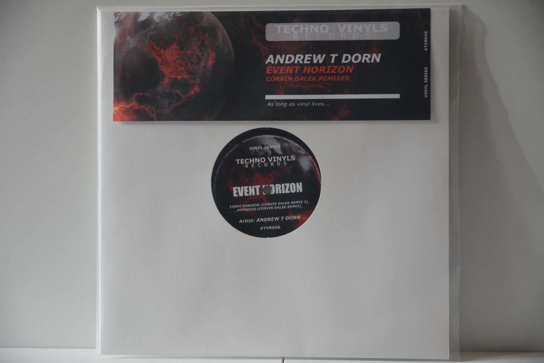 Andrew T Dorn – Event Horizon (Corvin Dalek Remixes)