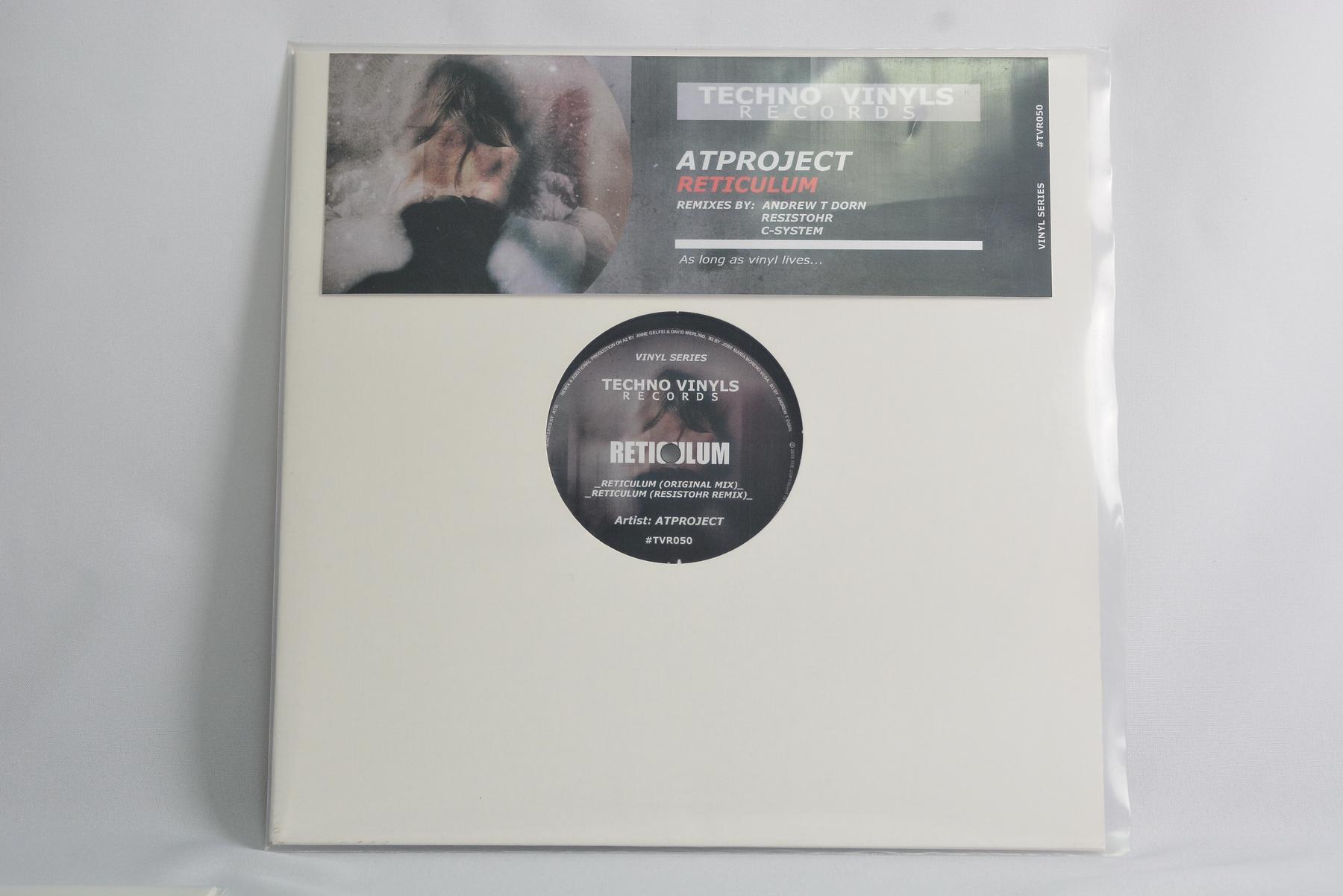 ATProject – Reticulum EP