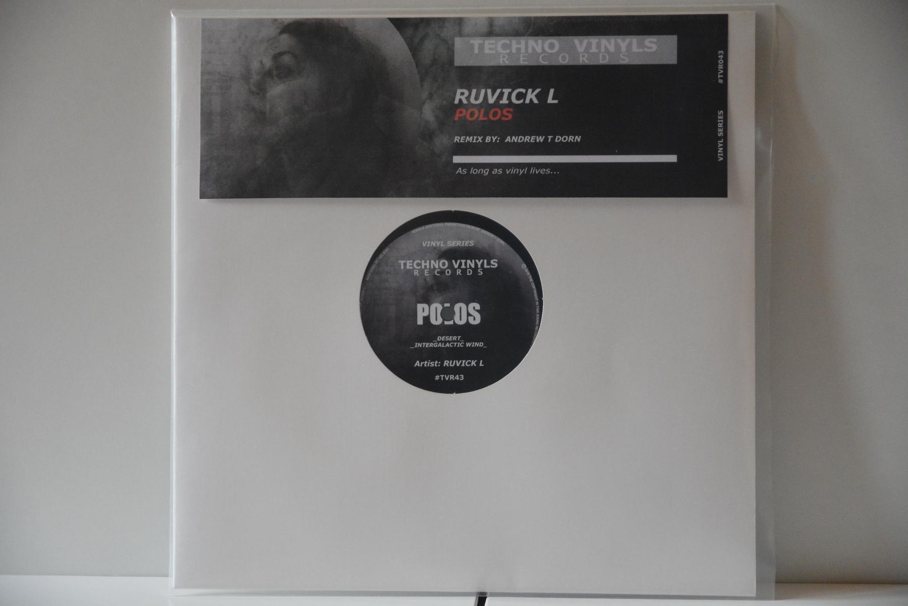 Ruvick L – Polos EP