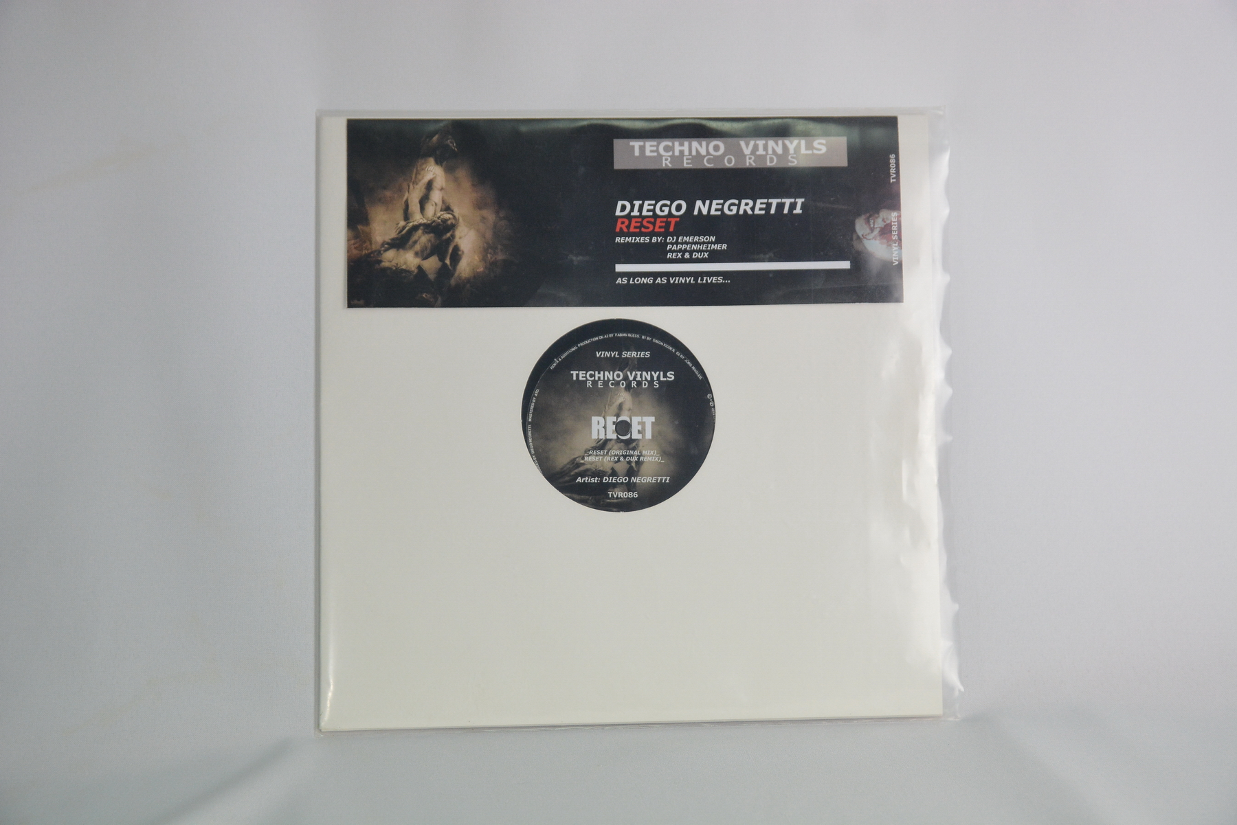 Diego Negretti – Reset  EP