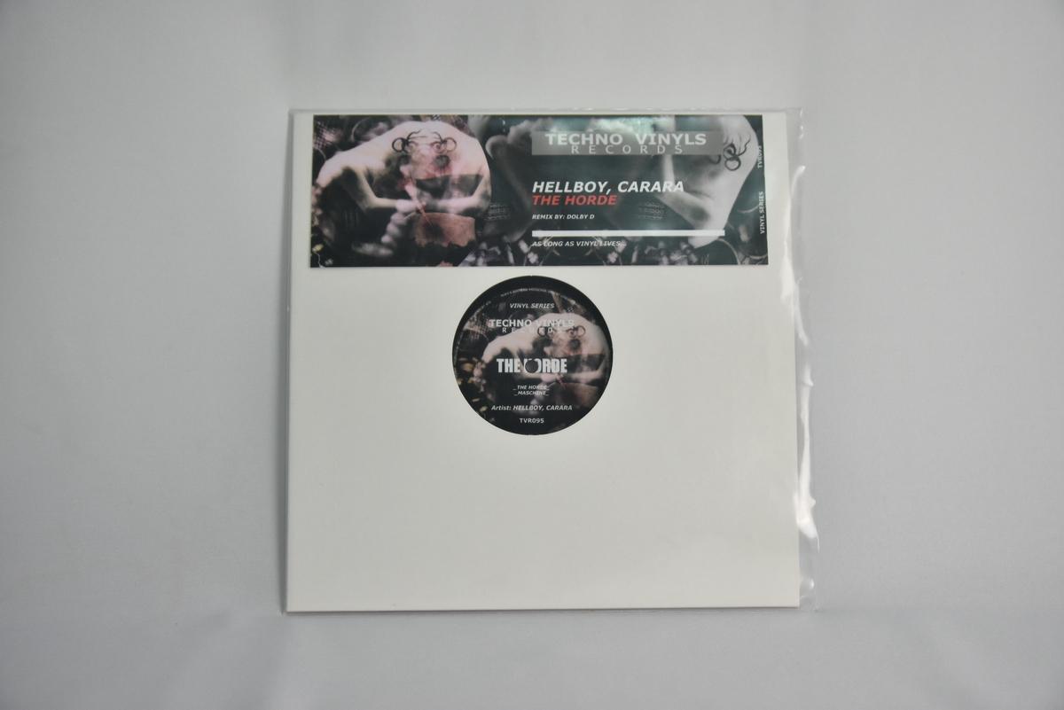 Hellboy & Carara – The Horde EP
