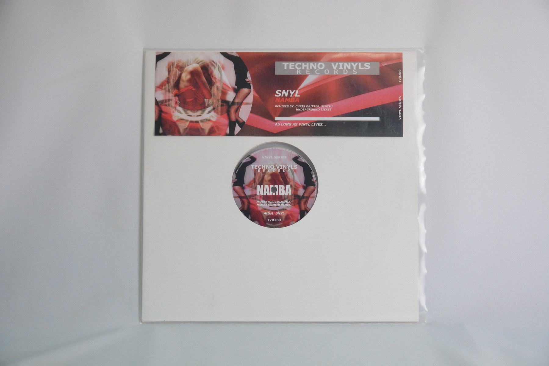 SNYL – Namba EP