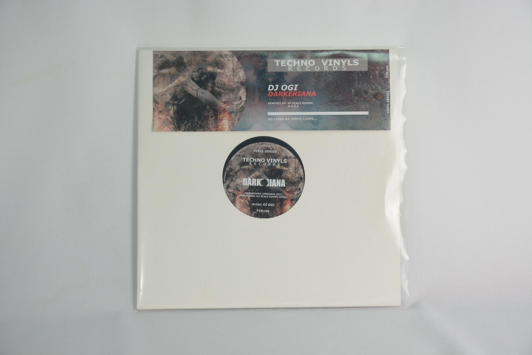 DJ Ogi – Darkeriana  EP