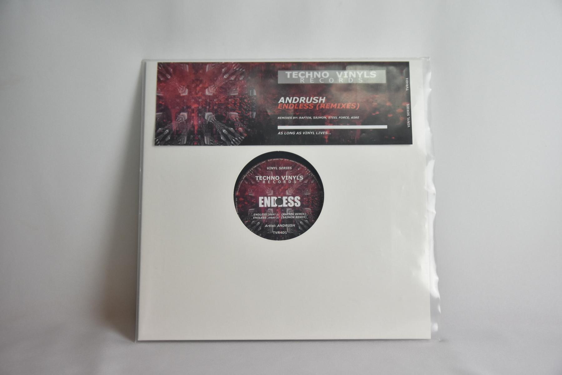 Andrush – Endless (Remixes)