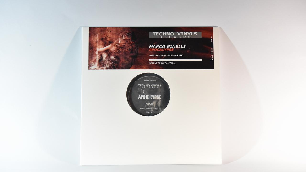 Marco Ginelli – Apocalypse EP