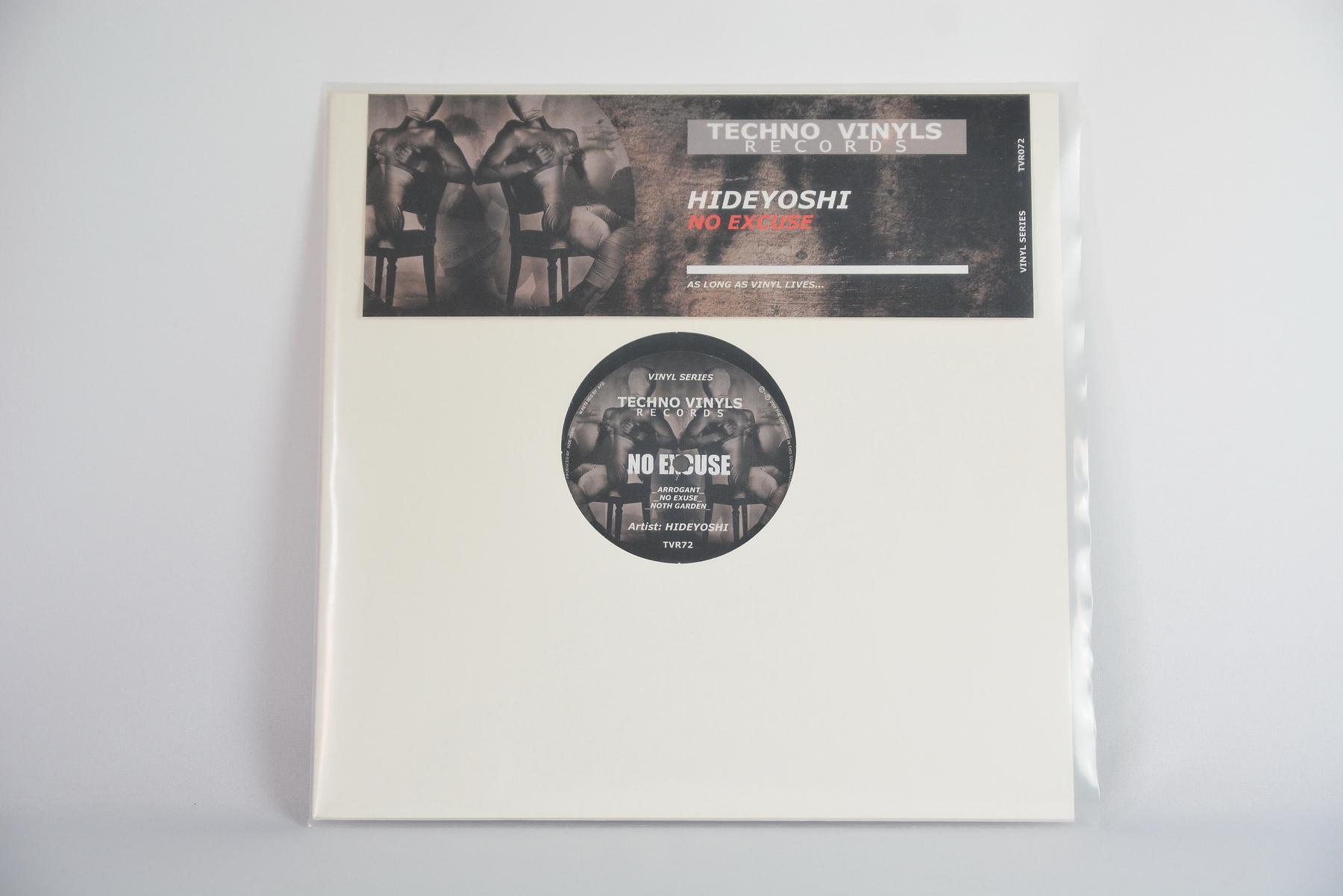 Hideyoshi – No Excuse LP