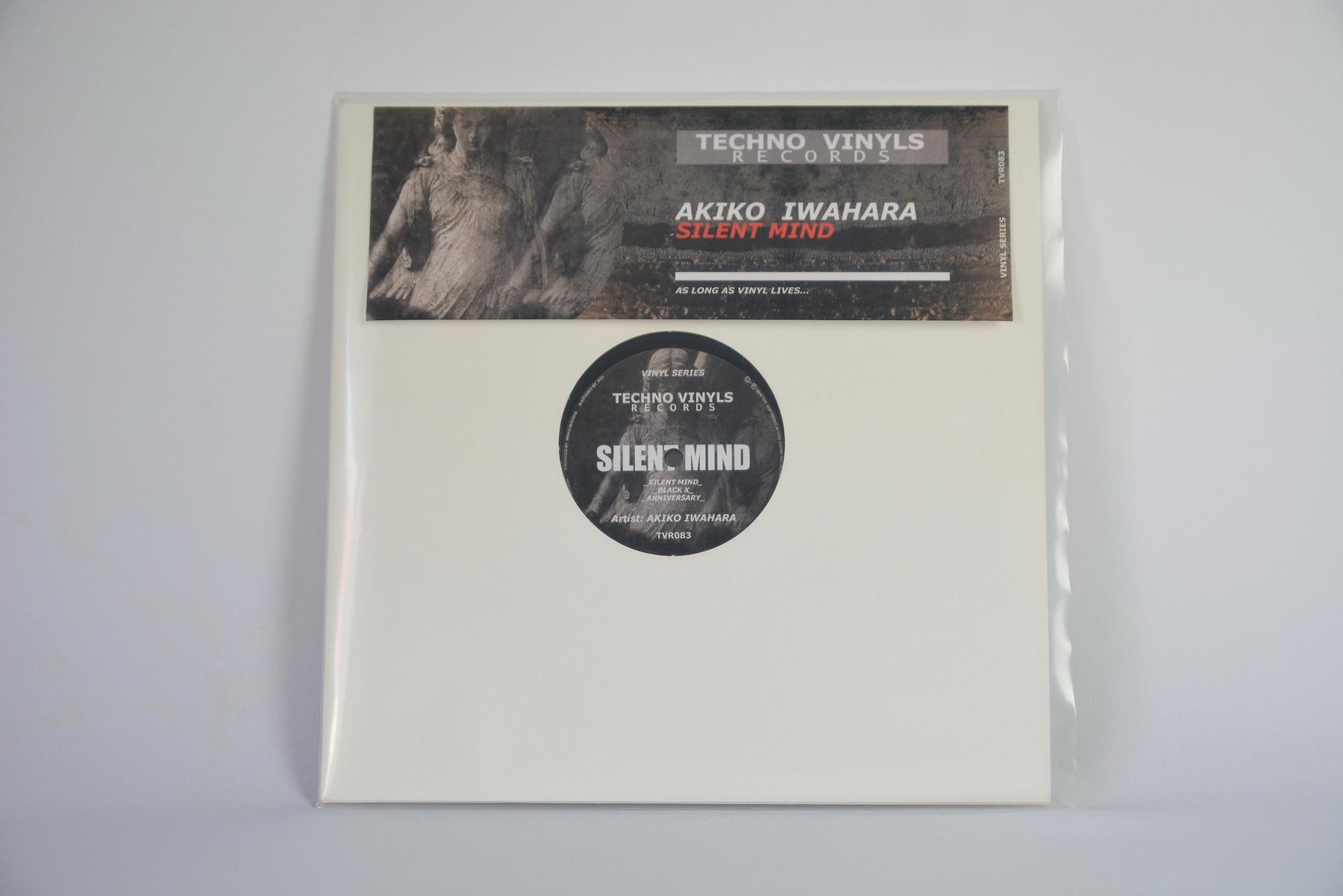 Akiko Iwahara –  Silent Mind LP