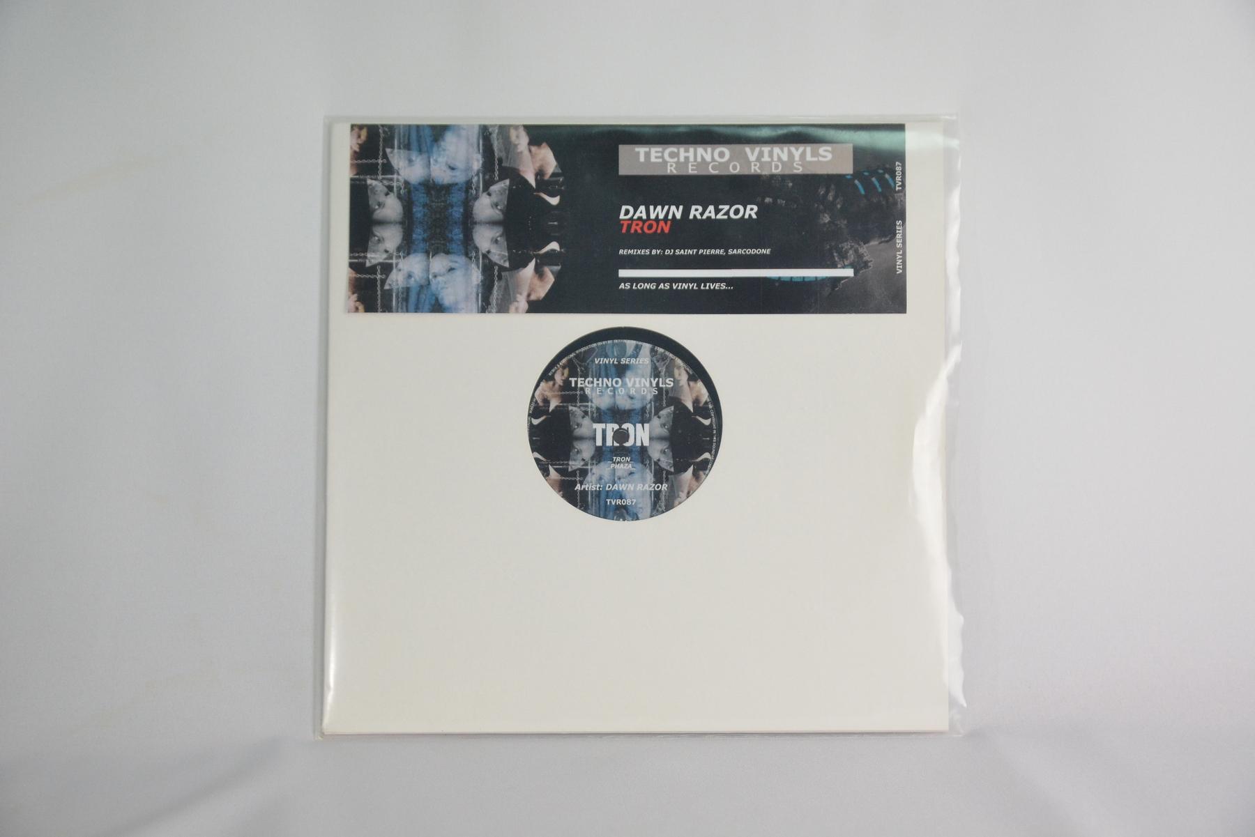 Dawn Razor – Tron EP