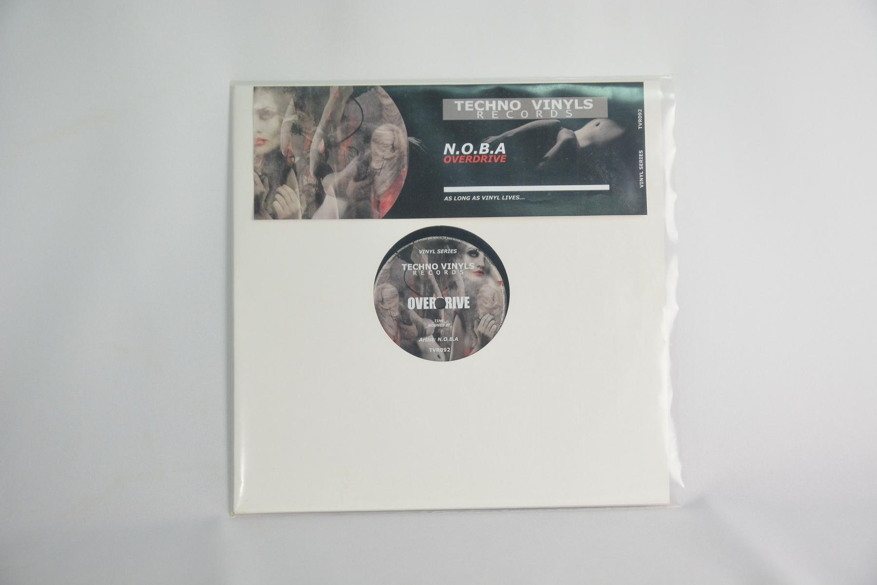 N.O.B.A – Overdrive EP