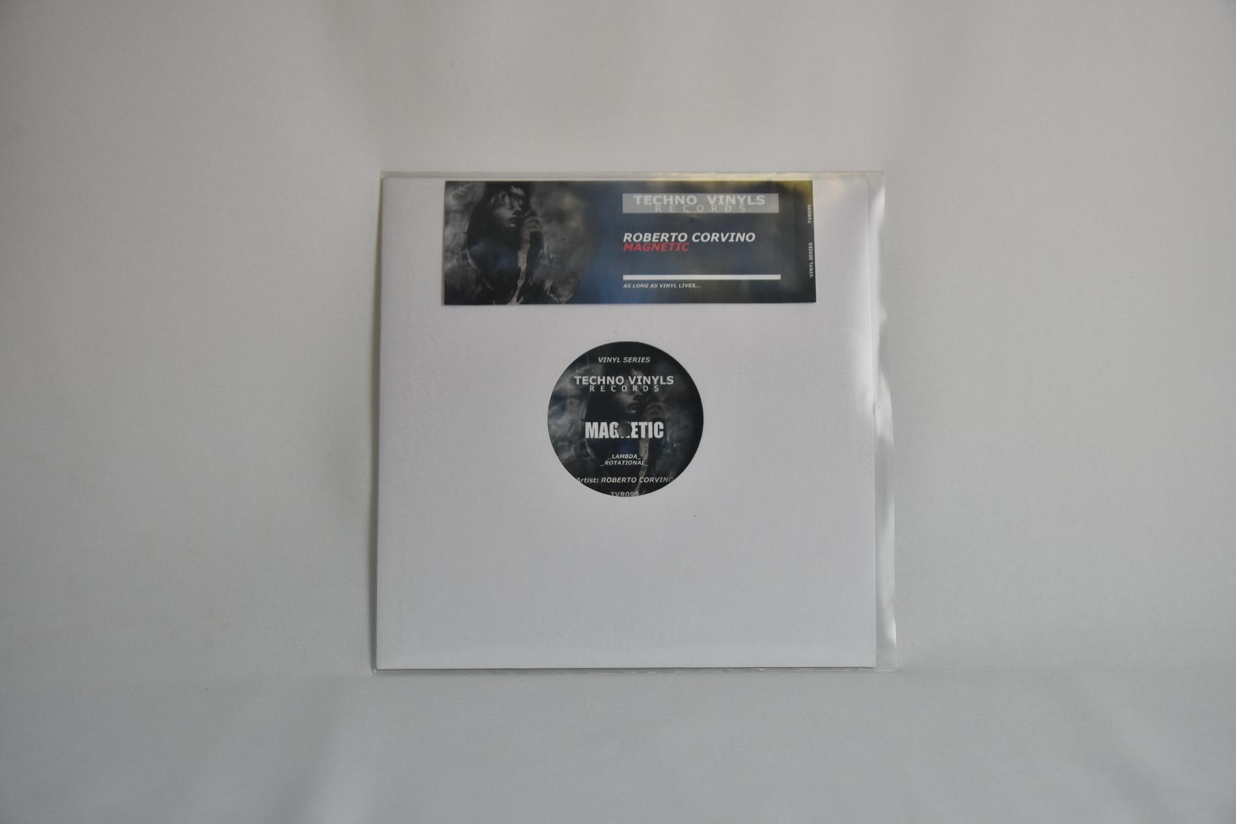 Roberto Corvino – Magnetic EP