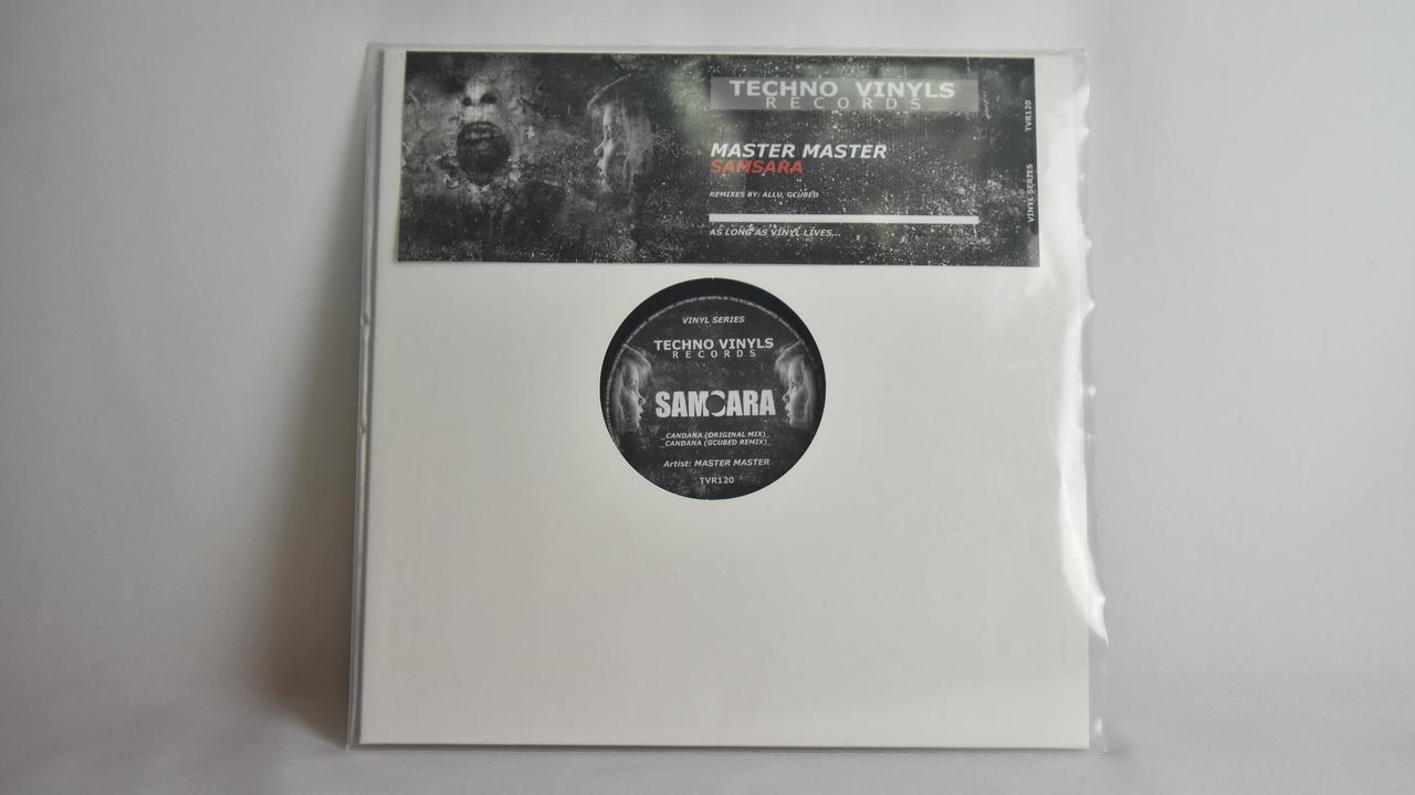 Master Master- Samsara EP