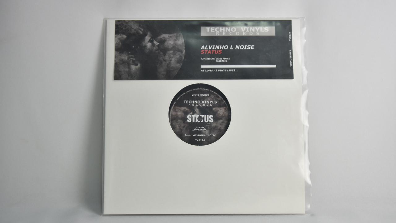 Alvinho L Noise – Status