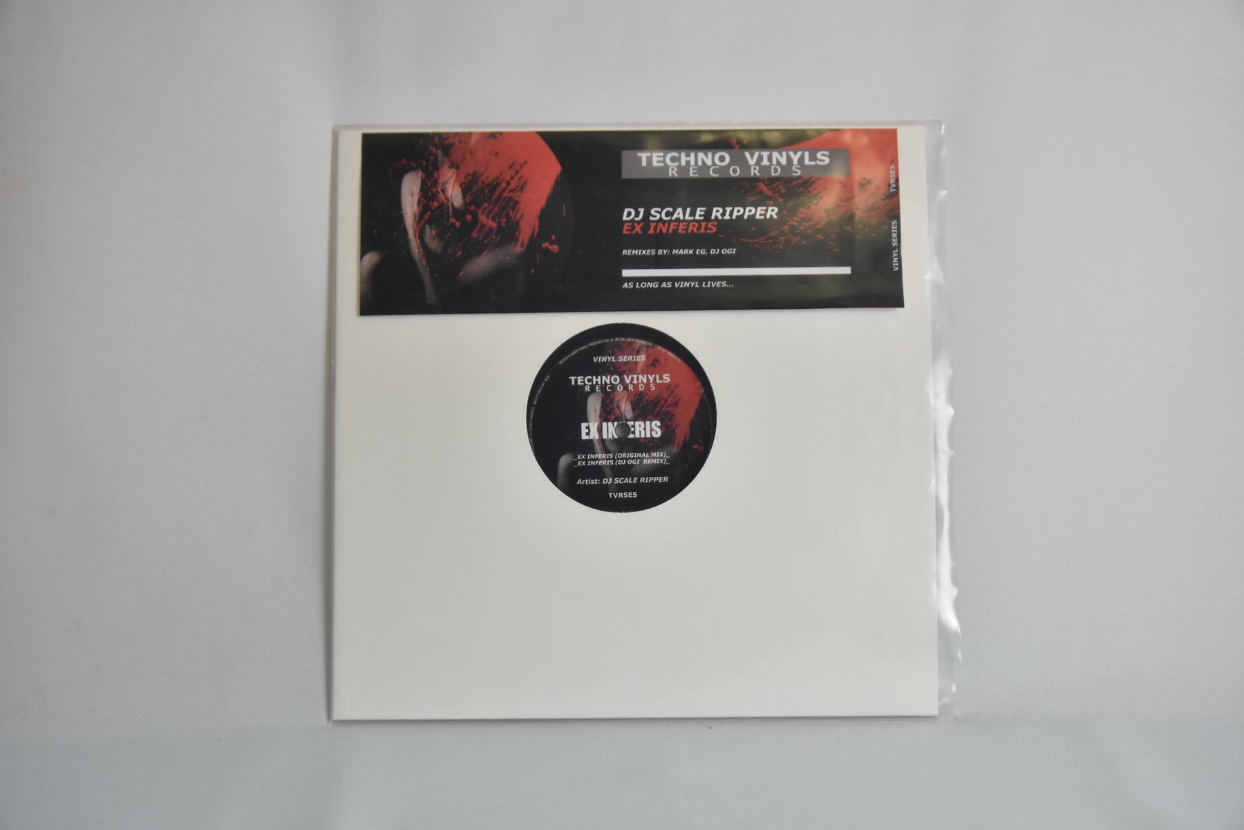 DJ Scale Ripper – Ex Inferis