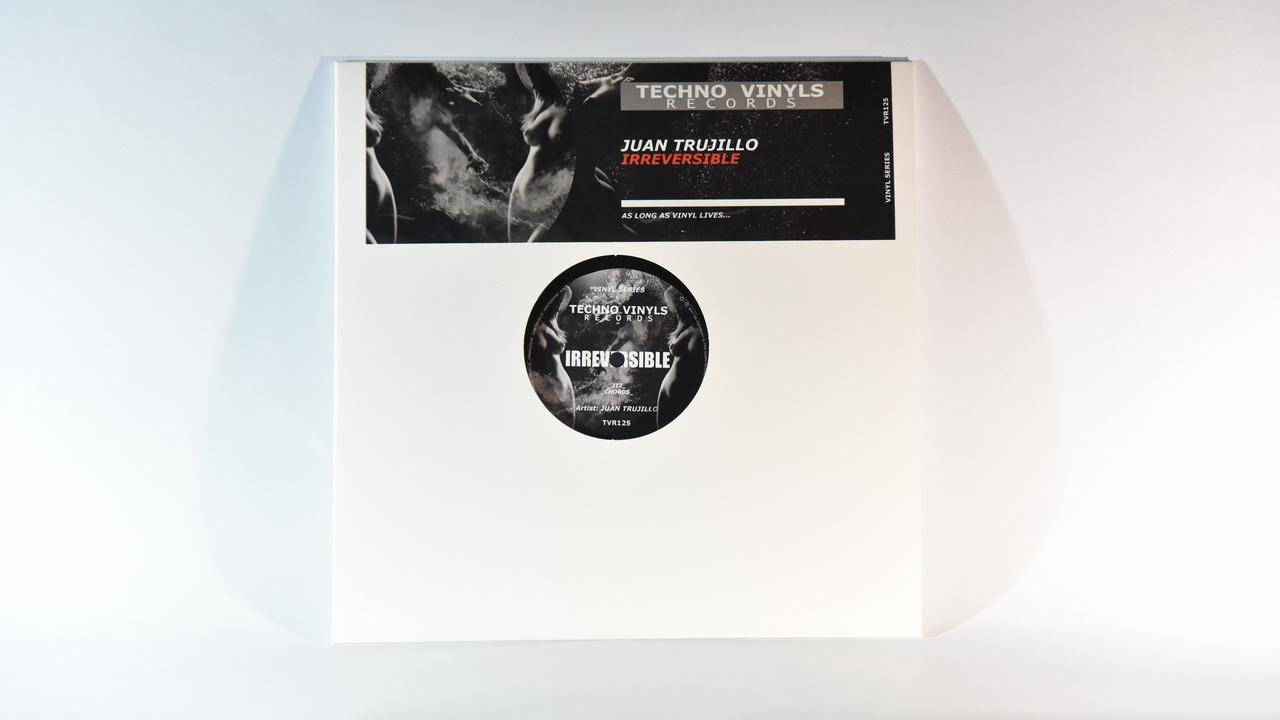 Juan Trujillo – Irreversible EP
