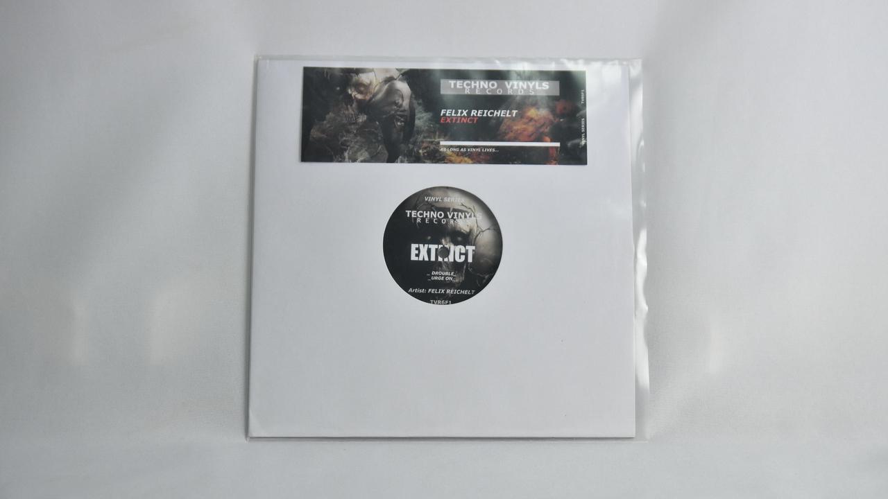 Felix Reichelt – Extinct EP