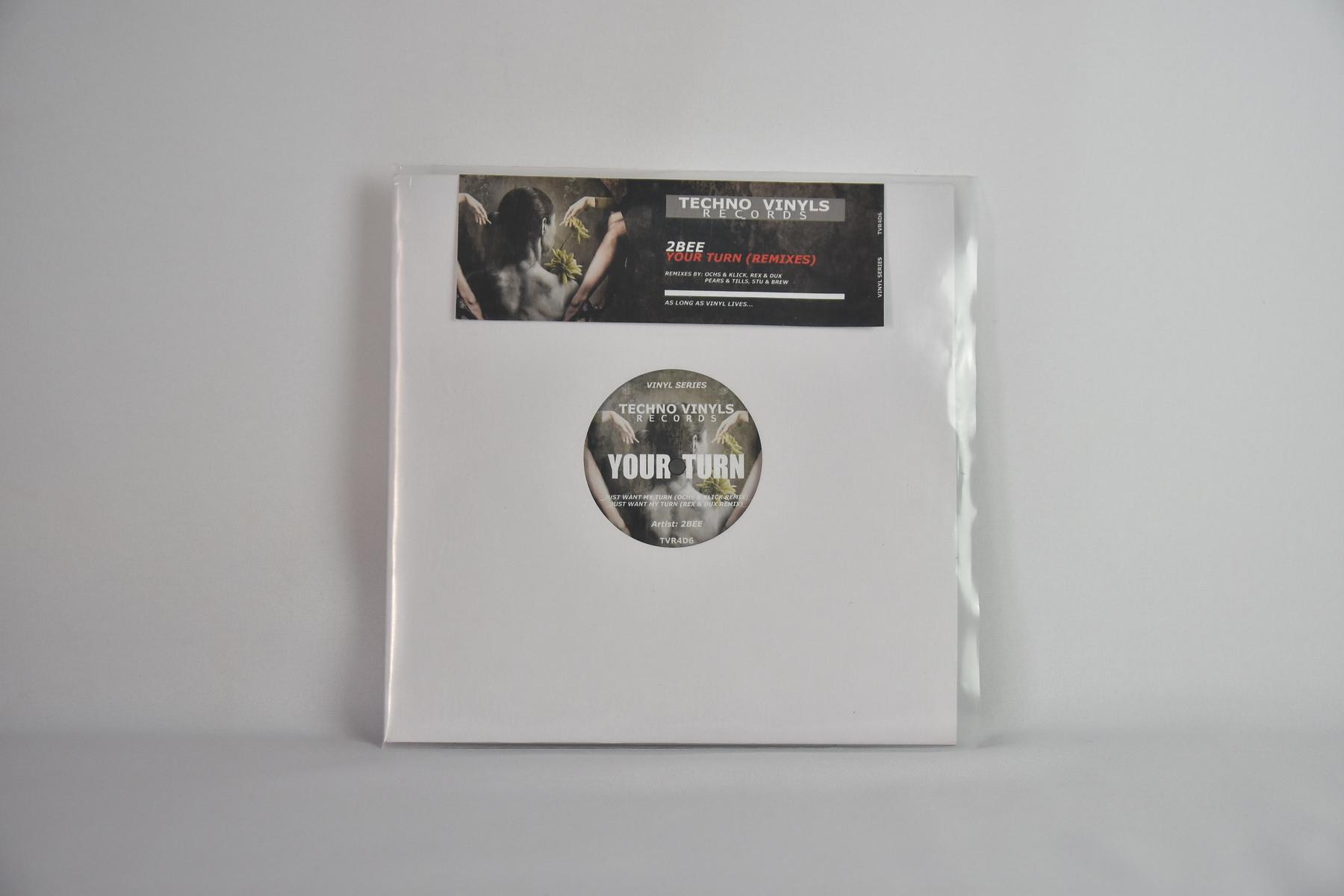 2bee – Your Turn (Remixes)
