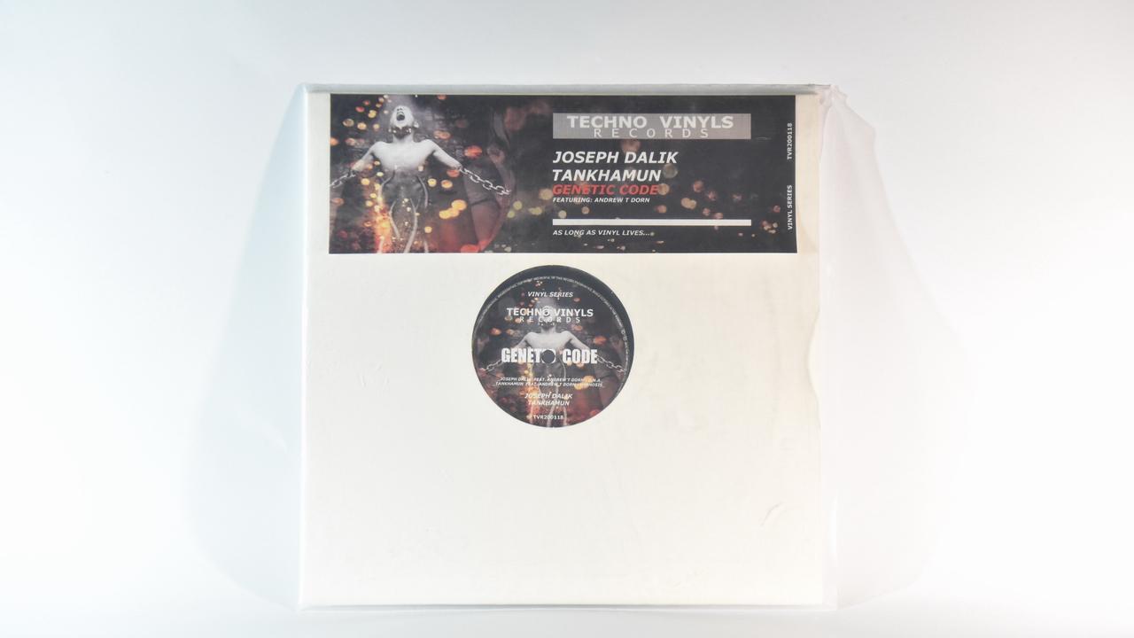 Joseph Dalik, Tankhamun feat Andrew T Dorn – Genetic Code EP