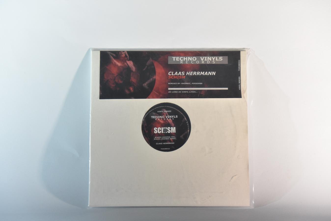 Claas Herrmann – Schism