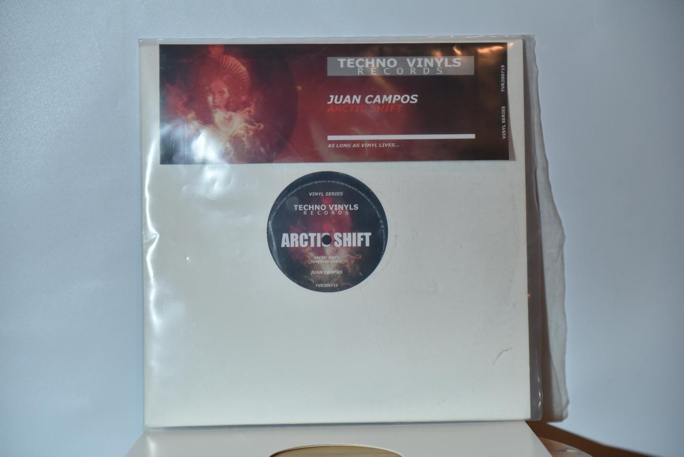 Juan Campos – Arctic Shift